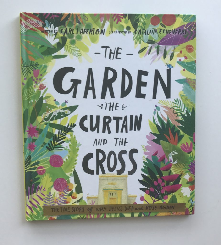 Garden Curtain and the Cross Cover
