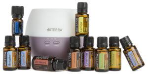 Home Essential Oils Starter Kit
